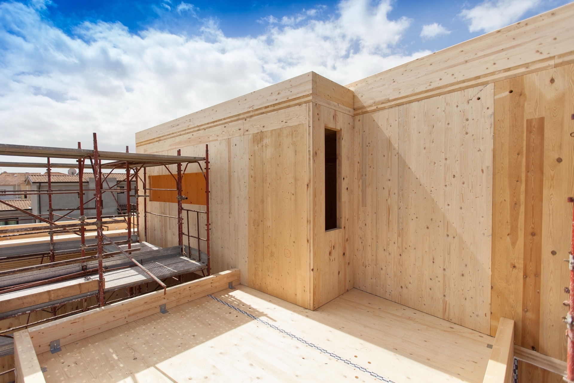 Case in legno in clima mediterraneo ergodomus for Case in legno difetti